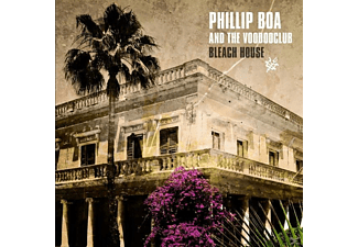 Phillip & The Voodooclub Boa - Bleach House - (LP + Download)