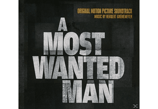 Herbert Grönemeyer - A Most Wanted Man (Orig.Motion Picture Soundtr.) [CD]