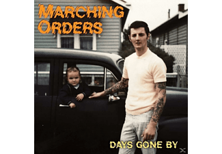 Marching Orders - Days Gone By - (CD)