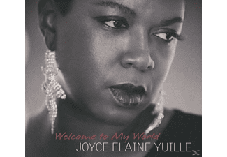 Joyce Elaine Yuille - Welcome To My World - (CD)