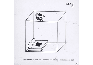 Liars - They Threw Us All In A Trench - (CD)