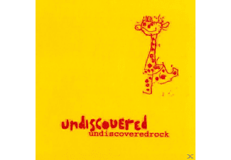 Undiscovered - Undiscoveredrock [CD]