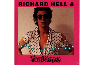 Richard Hell and the Voidoids - Blank Generation - (CD)