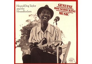 Hound Dog Taylor - Genuine Houserocking Music [CD]