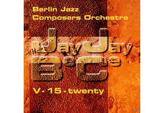 Berlin Jazz Composers Orchestra - V-15-Twenty [CD]