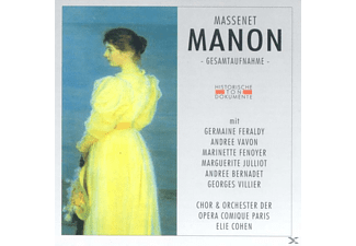 ORCH.D.OPERA COMIQUE - Manon [CD]