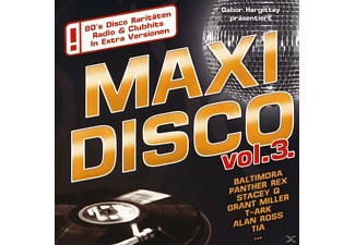 VARIOUS - Maxi Disco Vol.3 - (CD)
