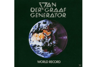 Van Der Graaf Generator - World Record [CD]