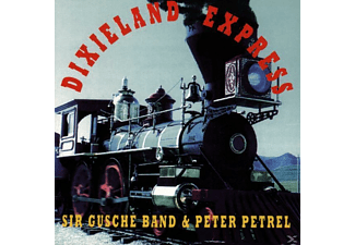 P./SIR GUSCHE BAND Petrel - Dixiland Express - (CD)