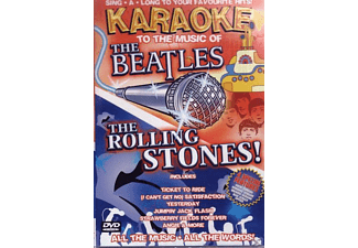 The Beatles, The Rolling Stones - The Beatles And The Rolling Stones - (DVD)