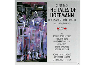 Royal Philhrm.Orch.London - The Tales Of Hoffmann - (CD)