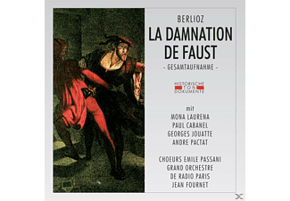 Grand Orch. - La Damnation De Faust [CD]