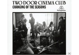 Two Door Cinema Club - Changing Of The Seasons [Maxi Single CD]