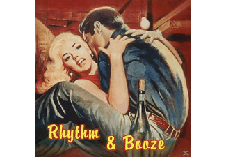 VARIOUS - Rhythm & Booze - (CD)
