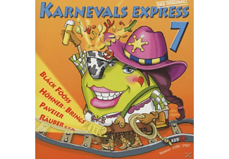 VARIOUS - Karneval Express 7 [CD]