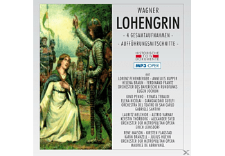ORCH.D.BAYER.RUNDFUNKS, Or.Del Teatro Di San Marco - Lohengrin-Mp 3 Oper - (MP3-CD)