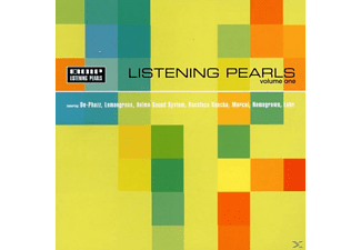 Listening Pearls - Various - (CD)