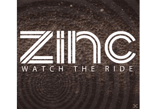 Dj Zinc, Zinc - Watch The Ride [CD]