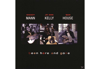 Woody Mann, Son House - Been There And Gone - (CD)