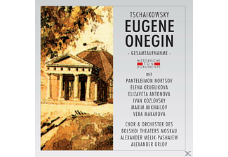 ORCH.DES BOLSHOI THEATERS MOSKAU - Eugene Onegin - (CD)
