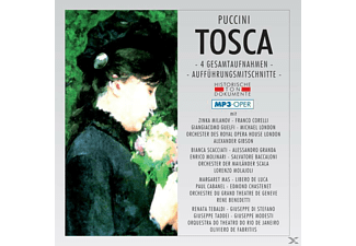Orch.D.Royal Opera House London - Tosca-Mp 3 - (MP3-CD)