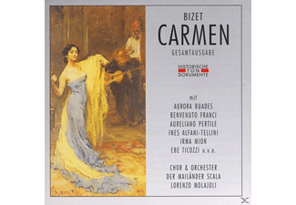 Molajoli - Carmen (Ga) - (CD)