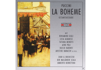 Molajoli - La Boheme (Ga) [CD]