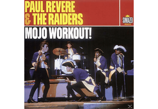 The Raiders - Mojo Workout !   2-Cd - (CD)