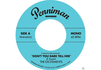 The Excitements - Don't You Dare Tell Her - (Vinyl)