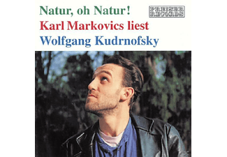Natur,Oh Natur! - 1 CD - Hörbuch