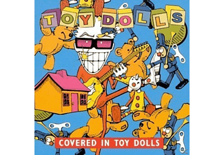 Toy Dolls - Covered In Toy Dolls [CD]