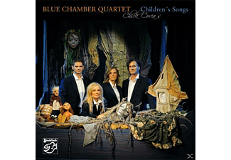 Blue Chamber Quartet - Chick Corea's Children's Songs [CD]