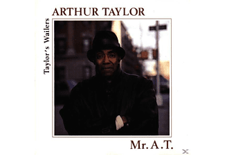 Taylor, Art / Burton, Abraham - Mr.A.T. - (CD)