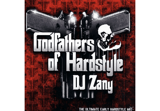 VARIOUS - Godfathers Of Hardstyle: DJ Zany - (CD)