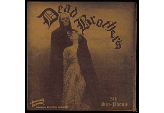 The Dead Brothers - The 5th Sin - Phonie - (CD)