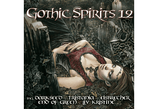 VARIOUS - Gothic Spirits 12 - (CD)