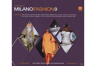 VARIOUS - Milano Fashion 9 [Doppel-Cd] - (CD)