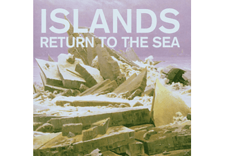 Islands - Return To The Sea - (CD)