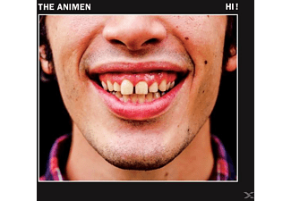 The Animen - Hi! - (Vinyl)