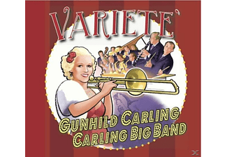 Gunhild Carling & The Carling Big Band - Variete - (CD)