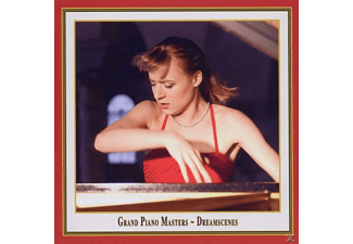 Magdalena Müllerperth - Grand Piano Masters: Traumszenen - (CD)