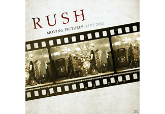 Rush - Moving Pictures: Live 2011 - (Vinyl)