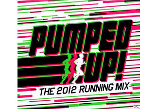 VARIOUS - Pumped Up! The 2012 Running Mix - (CD)