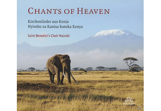 Saint Benedict's Choir Nairobi - Chants Of Heaven - (CD)