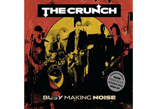 Crunch - Busy Making Noise - (Vinyl)