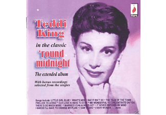 Teddi King - In The Classic Round Midnight - (CD)