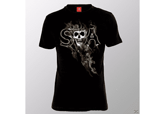 SONS OF ANARCHY - Smokey Reaper (Shirt Black / M)