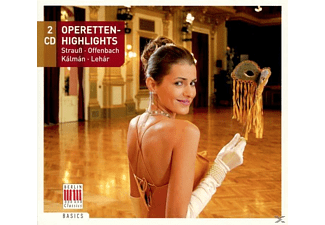 VARIOUS - Operettenhighlights - (CD)