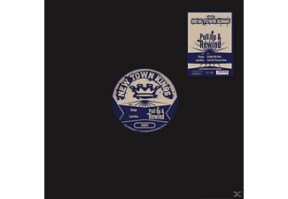 "New Town Kings - Pull Up & Rewind 12"" (+Download) [Vinyl]"