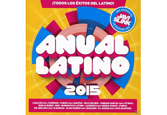 VARIOUS - Anual Latino 2015 - (CD)